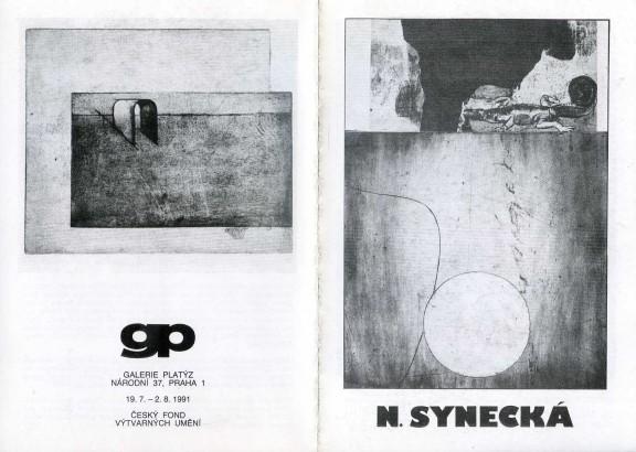 N. Synecká