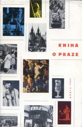 Poche, Emanuel - Kniha o Praze