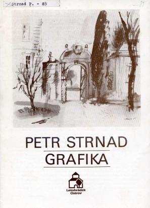 Petr Strnad: Grafika