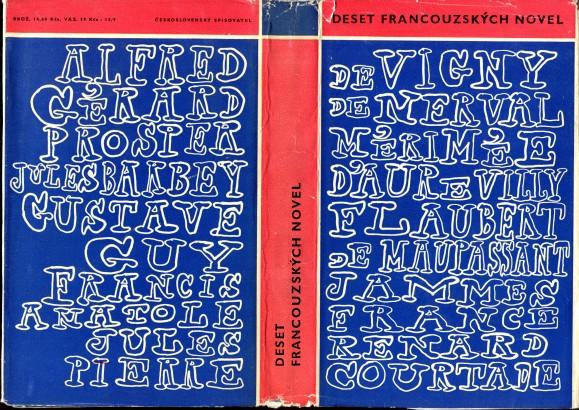 Deset francouzských novel