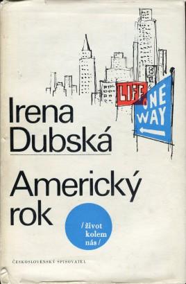Dubská, Irena - Americký rok