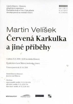 Martin Velíšek: Červená Karkulka a jiné příběhy