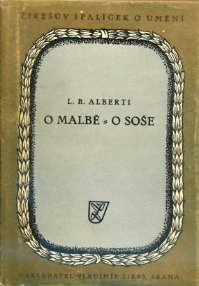 Alberti, Leon - O malbě - O soše
