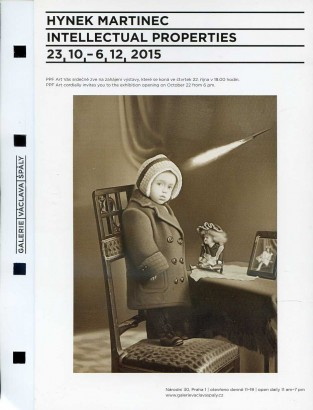 Hynek Martinec: Intelectual Properties