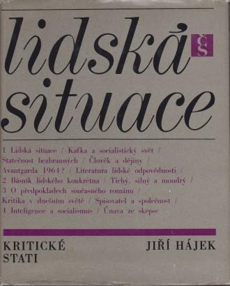 Hájek, Jiří - Lidská situace