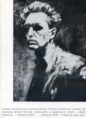 Lumír Nedvídek: Obrazy a kresby 1949-1959