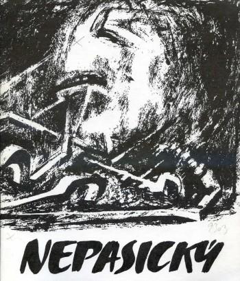 Jiří Nepasický: Obrazy, kresby, grafika z let 1962-1992