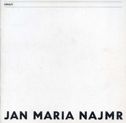 Jan Maria Najmr: Obrazy