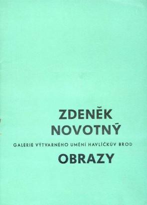 Zdeněk Novotný: Obrazy