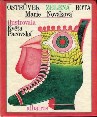 Nováková, Marie - Ostrůvek Zelena bota