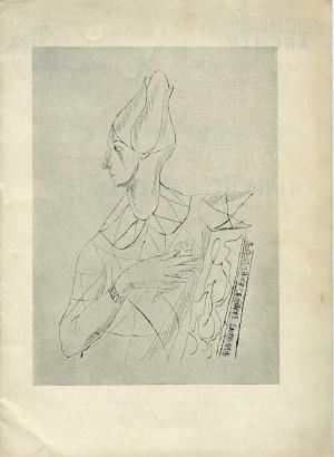 Výstava obrazů, kreseb a grafik Františka Tichého