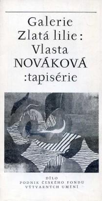 Vlasta Nováková: Tapiserie