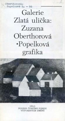 Zuzana Oberthorová-Popelková: Grafika