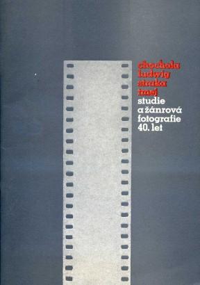 Chochola, Ludwig, Straka, Tmej: Studie a žánrová fotografie 40. let