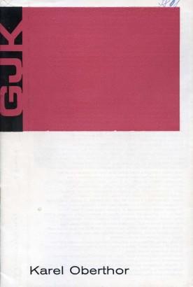 Karel Oberthor: Obrazy a grafika