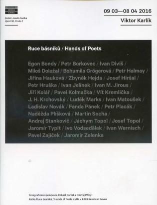 Viktor Karlík: Ruce básníků / Hands of Poets