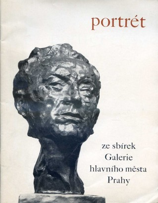 Portrét ze sbírek Galerie hlavního města Prahy