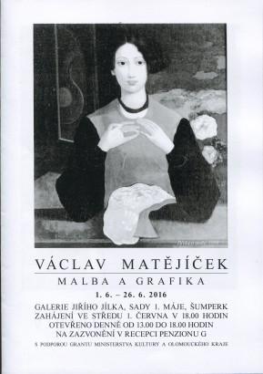 Václav Matějíček: Malba a grafika