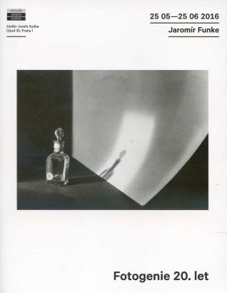 Jaromír Funke: Fotogenie 20. let
