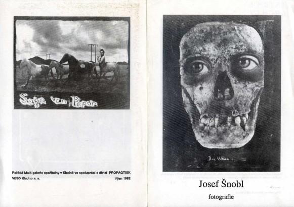 Josef Šnobl: Fotografie