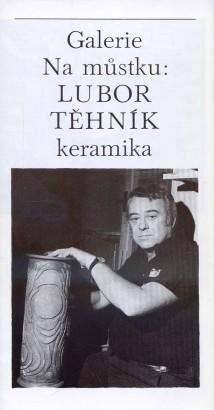 Lubor Těhník: Keramika