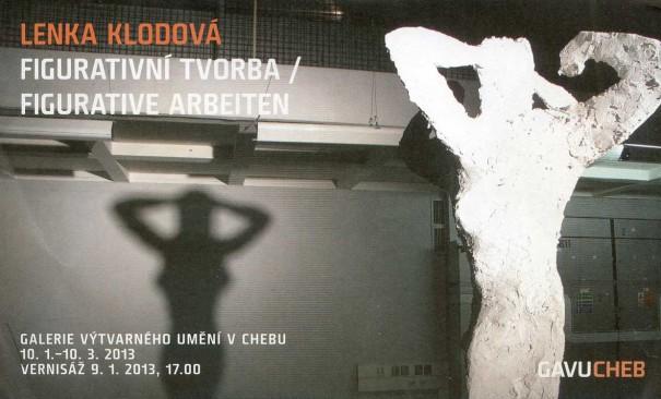 Lenka Klodová: Figurativní tvorba / Figurative arbeiten