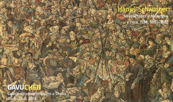 Hanuš Schwaiger: Novokřtěnci v Münsteru