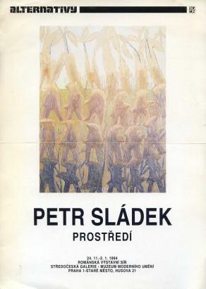 Petr Sládek: Prostředí