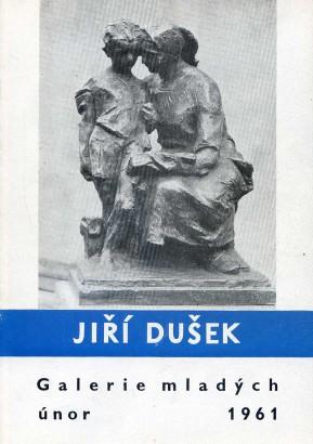 Jiřina Adamcová, Jiří Dušek