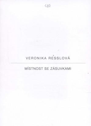Veronika Resslová: Místnost se zásuvkami