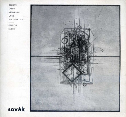 Pravoslav Sovák: Grafika 1957-1967
