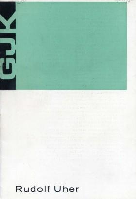 Rudolf Uher: Plastiky