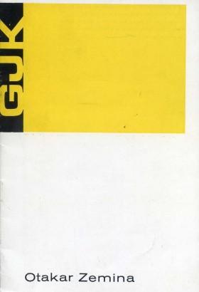 Otakar Zemina: Obrazy 1968-1969