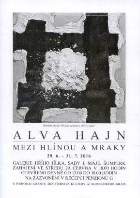 Alva Hajn: Mezi hlínou a mraky