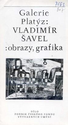 Vladimír Šavel: Obrazy, grafika