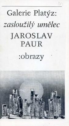 Jaroslav Paur: Obrazy