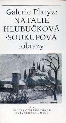 Natalie Hlubučková-Soukupová: Obrazy