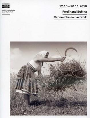 Ferdinand Bučina: Vzpomínka na Javorník