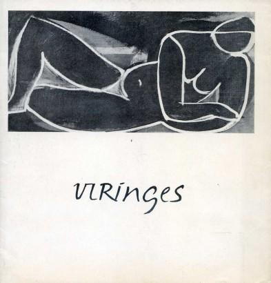 Vladimír Ringes: Obrazy a grafika 1961-71
