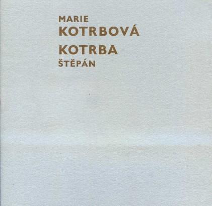 Marie Kotrbová, Štěpán Kotrba: Keramická tvorba z let 1960-1980