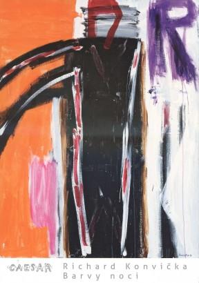 Richard Konvička: Barvy noci