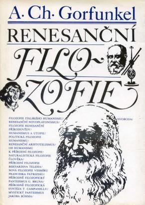 Gorfunkel, Alexandr - Renesanční filozofie
