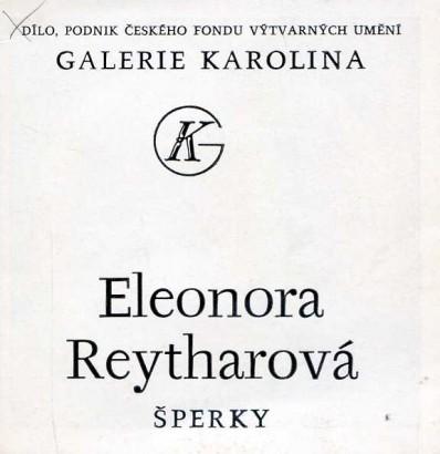 Eleonora Reytharová: Šperky