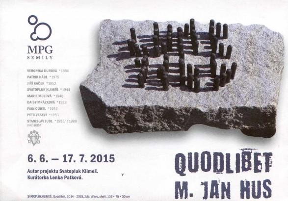 Quodlibet M. Jan Hus