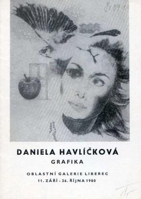 Daniela Havlíčková: Grafika
