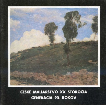 České maliarstvo XX. storočia