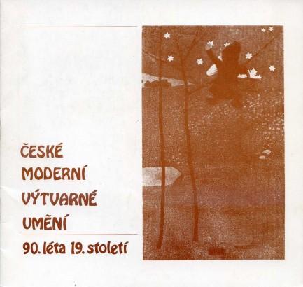 České moderní výtvarné umění