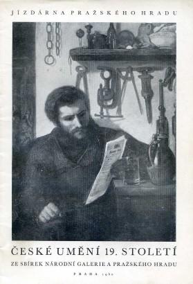 České umění 19. století ze sbírek Národní galerie a Pražského hradu