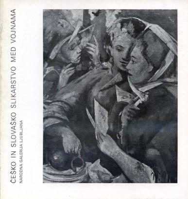 Češko in Slovaško slikarstvo med vojnama