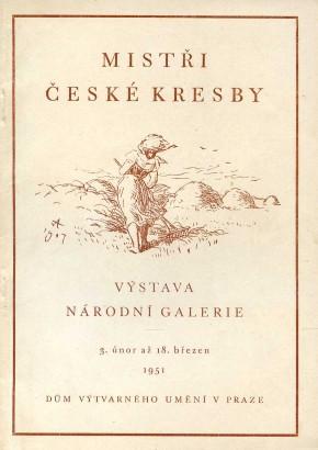 Mistři české kresby